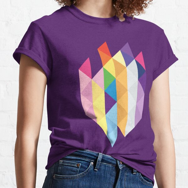 Mon petit poney - Mane Six Abstraction I T-shirt classique