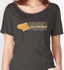 Lebowski's Rug Emporium Women's Relaxed Fit T-Shirt