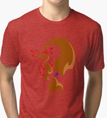 Little Wing Contour Tri-blend T-Shirt