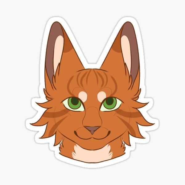 Squirrelflight Sticker