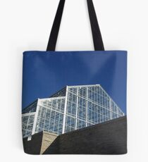 modern glass cathedrial Tote Bag