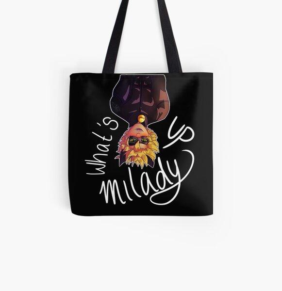 Chat Noir Design par Commortalis Tote bag doublé