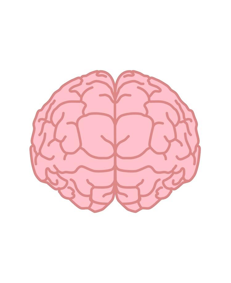 Cartoon Brain Ipad Case Skin By Reethes Redbubble