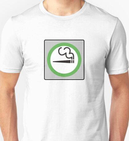 Toking Allowed T-Shirt