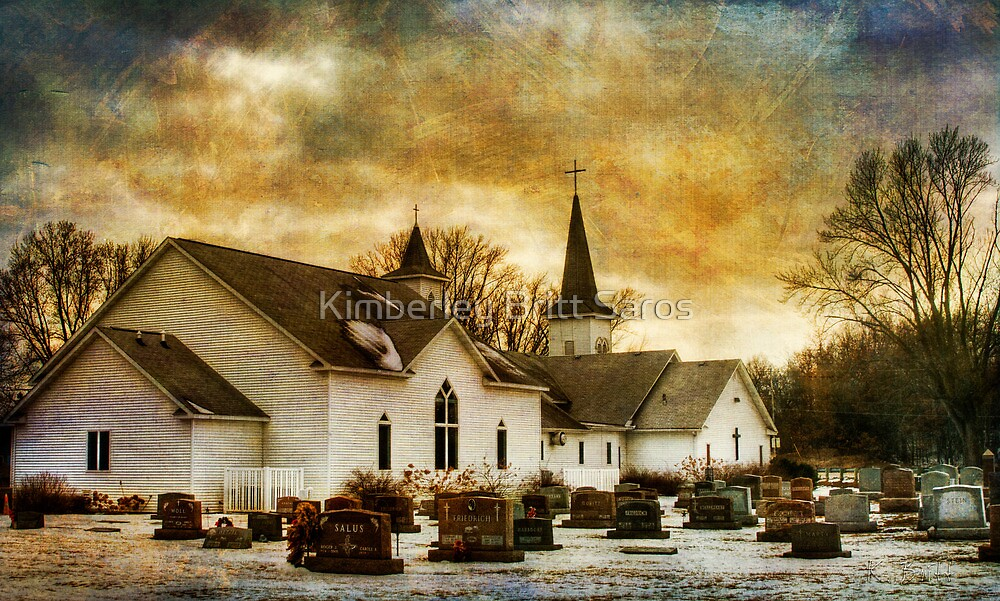 The Community Church by KBritt