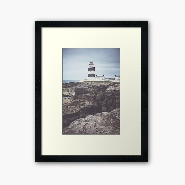 By Hook or by Crook Framed Art Print