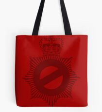 Not My Division - Badge Only Edition Tote Bag