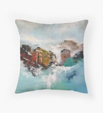 Dolomitee Point of View Throw Pillow