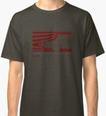 Alfa Romeo Giulia: l'ha disegnata il vento (designed by the wind) Classic T-Shirt