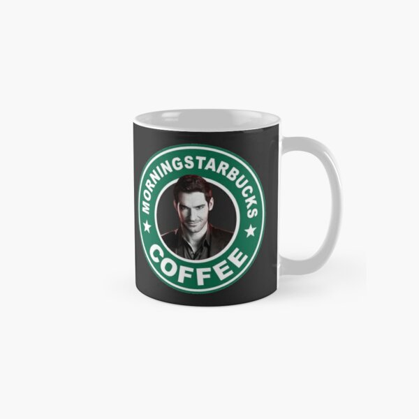 Morningstarbucks Coffee Classic Mug