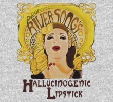 """Professor River Song's Hallucinogenic Lipstick"""