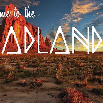 Welcome To The Badlands by gearr