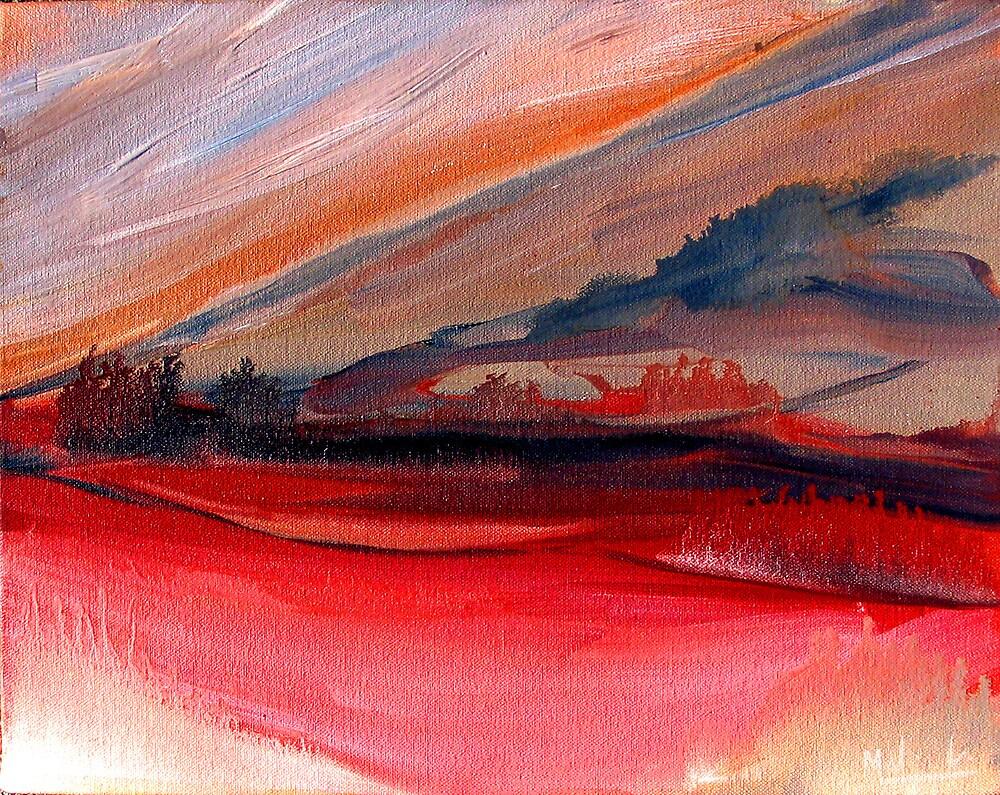 desert by Mark Malinowski