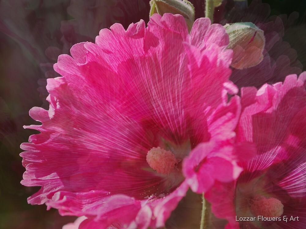 Enhanced Genus by Lozzar Flowers & Art