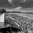 Australian Open of Surfing 2012 - Manly Beach NSW Australia by monkeyfoto