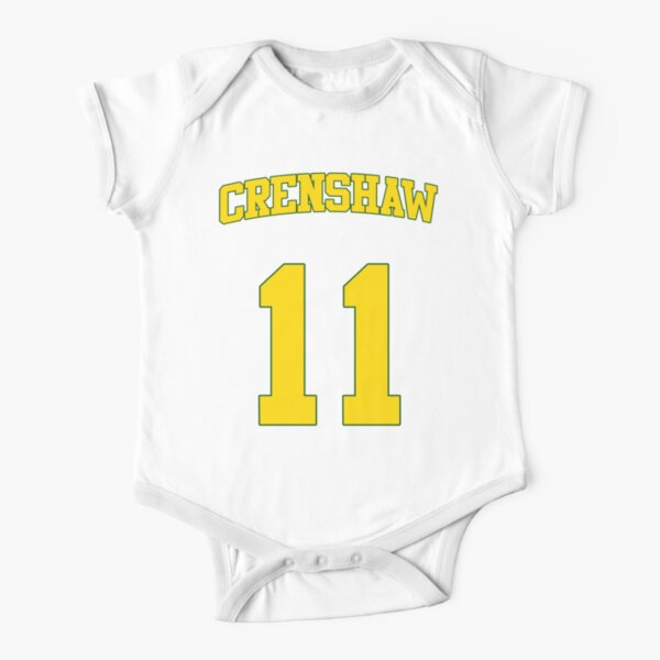 Spencer James Crenshaw Jersey Short Sleeve Baby One-Piece