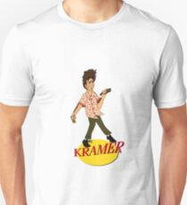Kramer Cartoon T-Shirt