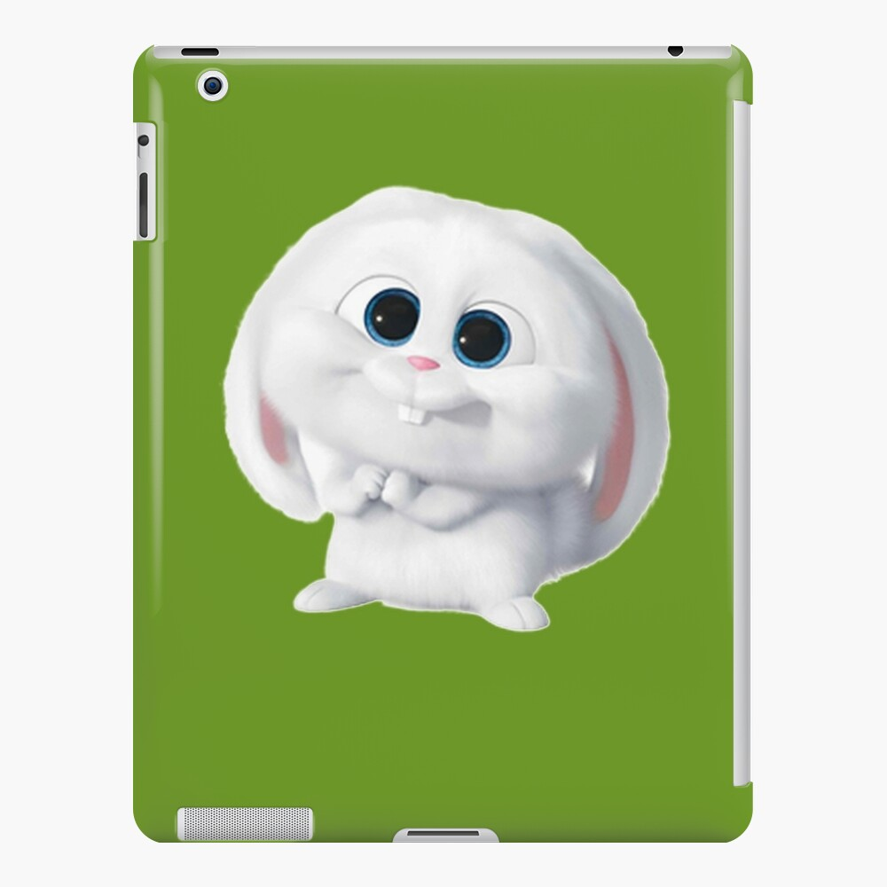 Laptop Bag Snowball Cute Bunny Secret Life of Pets Tablet Briefcase Ultra Protective Case