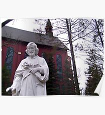 Motherhouse Chapel, Caldwell College, Caldwell NJ Poster