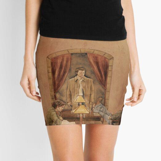 Team Free Will Mini Skirt