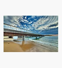 BARWON HEADS BRIDGE Photographic Print