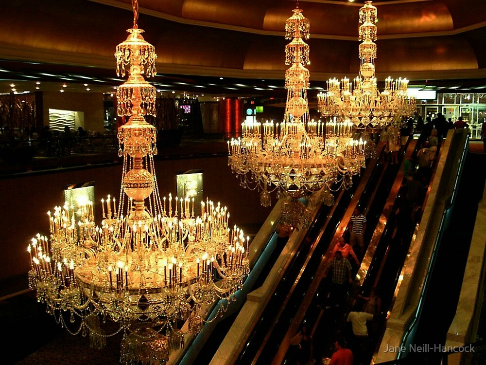 The Amazing Chandeliers at the Trump Taj Mahal Atlantic City NJ – Amazing Chandeliers