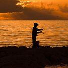 Gone Fishing, Nassau, Bahamas by Shane Pinder