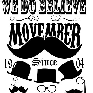 Movember by Amazing-T