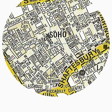 Soho by Gumph