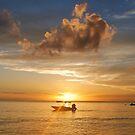 Boat on the Horizon by YingDude