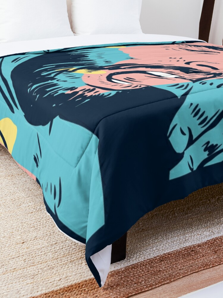 Alternate view of Aghhhh!!! Comforter