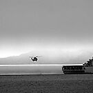 MISTY MANOEUVRE by AndyReeve