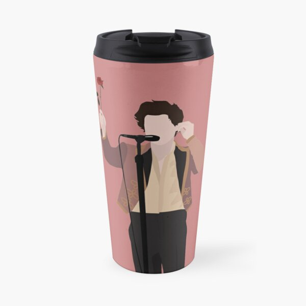 HARRY STYLES ROSE Travel Mug