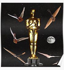 Oscars Night Out Poster