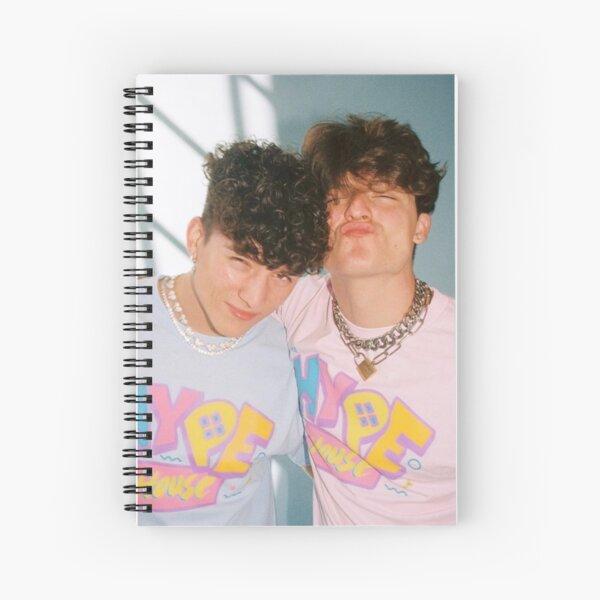 Hermanos Lopez Cuaderno de espiral