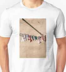 smalls on a wall Unisex T-Shirt