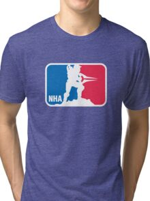 National Halo Association Tri-blend T-Shirt