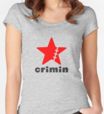 Crimin Women's Fitted Scoop T-Shirt
