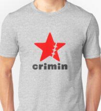Krimineller Slim Fit T-Shirt