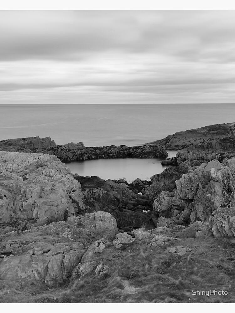 Findochty Coast: Rockery by ShinyPhoto