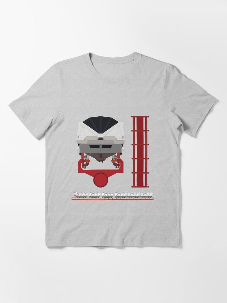 Alternate view of Magnum XL200 Coaster Train Design Essential T-Shirt