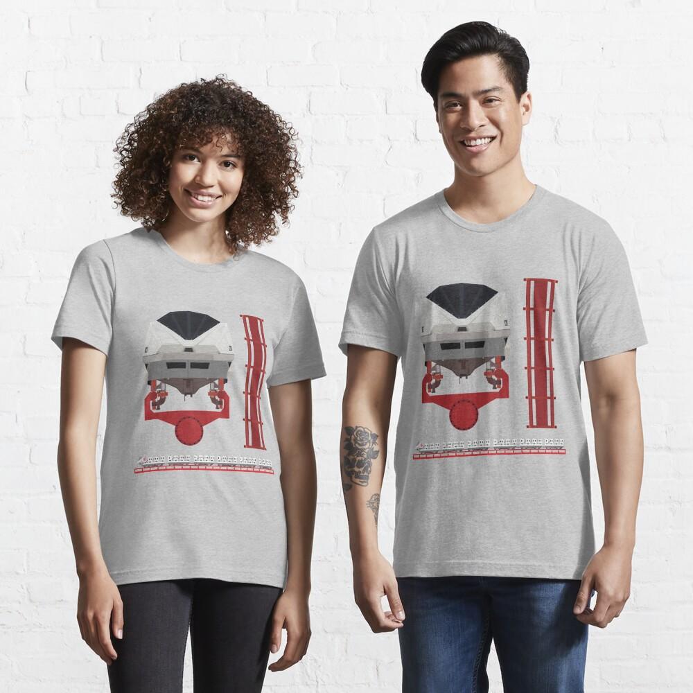 Magnum XL200 Coaster Train Design Essential T-Shirt