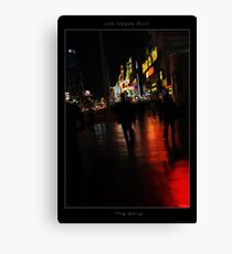 The Strip Canvas Print