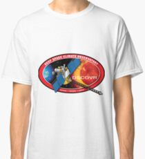 Deep Space Climate Observatory (DSCOVR) Logo Classic T-Shirt