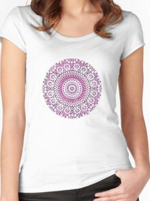world hum Women's Fitted Scoop T-Shirt