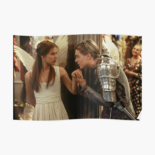 Roméo + Juliette -1996- Poster