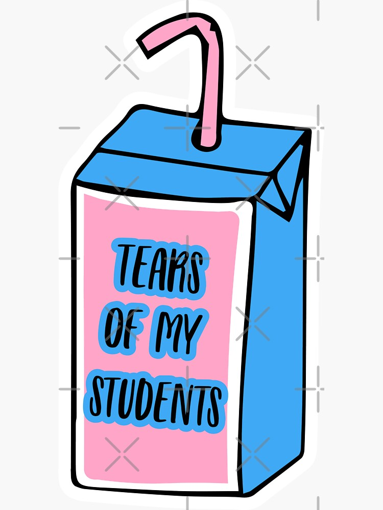 Tears of my Students by jottareis