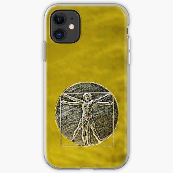 IVitruvian iPhone Soft Case