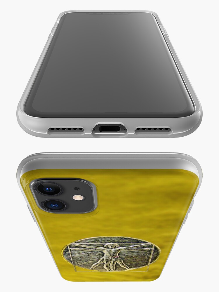 Alternate view of IVitruvian iPhone Case & Cover