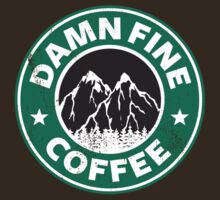 Damn Fine Coffee | Unisex T-Shirt